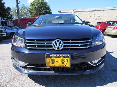 2014 Volkswagen Passat for sale at CarNation AUTOBUYERS, Inc. in Rockville Centre NY