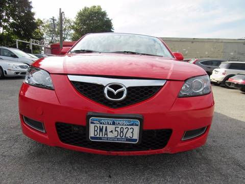 2007 Mazda MAZDA3 for sale at CarNation AUTOBUYERS, Inc. in Rockville Centre NY