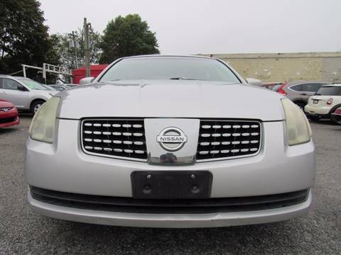 2006 Nissan Maxima for sale at CarNation AUTOBUYERS Inc. in Rockville Centre NY