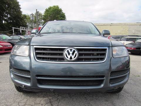 2007 Volkswagen Touareg for sale in Rockville Centre, NY