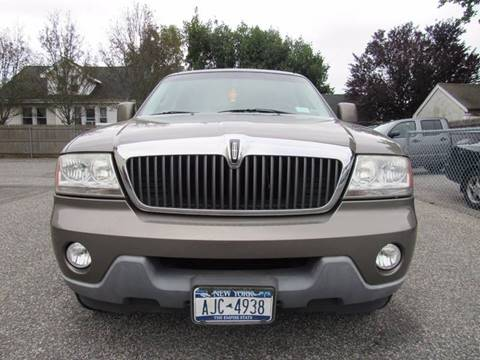 2003 Lincoln Aviator for sale at CarNation AUTOBUYERS, Inc. in Rockville Centre NY