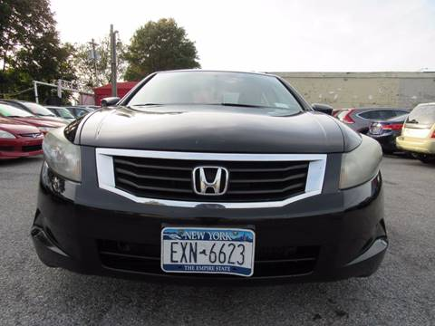 2009 Honda Accord for sale in Rockville Centre, NY