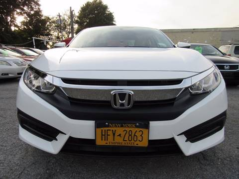 2016 Honda Civic for sale in Rockville Centre, NY
