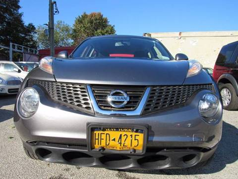 2013 Nissan JUKE for sale at CarNation AUTOBUYERS Inc. in Rockville Centre NY
