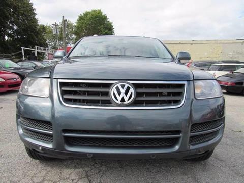 2007 Volkswagen Touareg for sale at CarNation AUTOBUYERS, Inc. in Rockville Centre NY