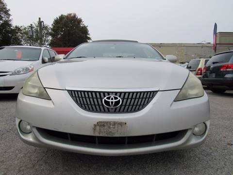 2004 Toyota Camry Solara for sale at CarNation AUTOBUYERS, Inc. in Rockville Centre NY