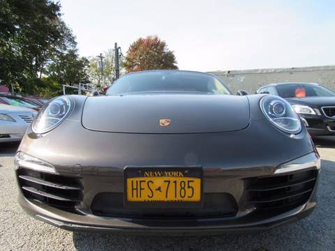 2013 Porsche 911 for sale at CarNation AUTOBUYERS Inc. in Rockville Centre NY