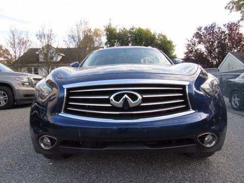 2012 Infiniti FX35 for sale at CarNation AUTOBUYERS, Inc. in Rockville Centre NY