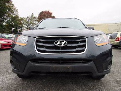 2011 Hyundai Santa Fe for sale at CarNation AUTOBUYERS, Inc. in Rockville Centre NY