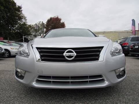 2015 Nissan Altima for sale at CarNation AUTOBUYERS, Inc. in Rockville Centre NY