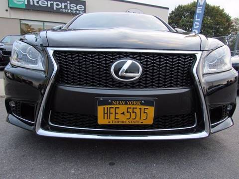 2013 Lexus LS 460 for sale at CarNation AUTOBUYERS, Inc. in Rockville Centre NY
