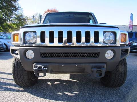 2007 HUMMER H3 for sale at CarNation AUTOBUYERS, Inc. in Rockville Centre NY