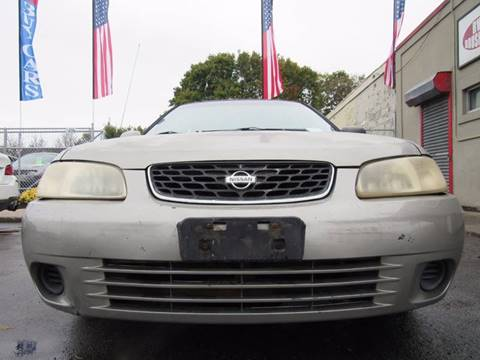 2001 Nissan Sentra for sale at CarNation AUTOBUYERS, Inc. in Rockville Centre NY