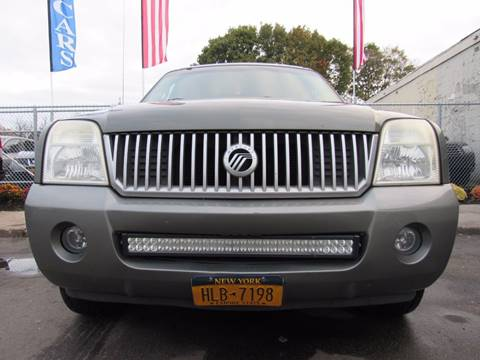 2002 Mercury Mountaineer for sale at CarNation AUTOBUYERS, Inc. in Rockville Centre NY
