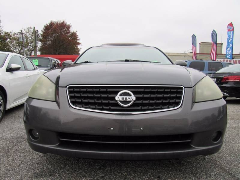 2006 Nissan Altima 3.5 SE 4dr Sedan W/Automatic   Rockville Centre NY