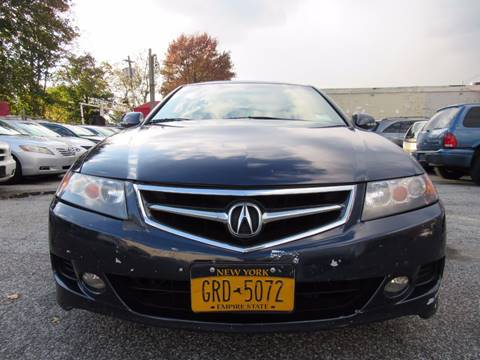 2007 Acura TSX for sale at CarNation AUTOBUYERS, Inc. in Rockville Centre NY