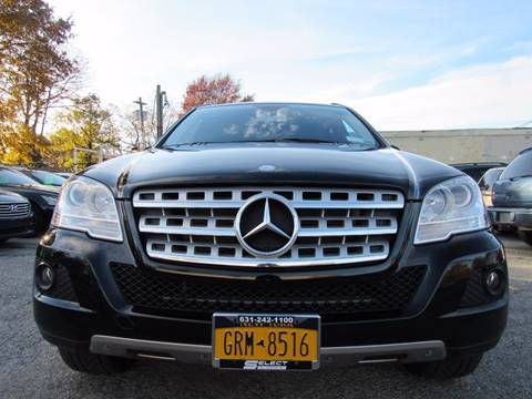 2010 Mercedes-Benz M-Class for sale at CarNation AUTOBUYERS, Inc. in Rockville Centre NY