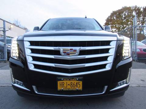 2016 Cadillac Escalade for sale at CarNation AUTOBUYERS Inc. in Rockville Centre NY