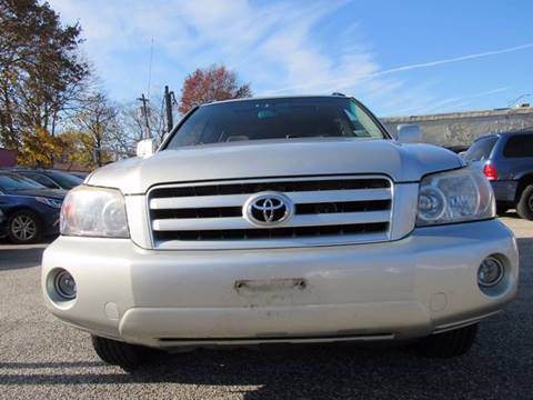 2007 Toyota Highlander for sale at CarNation AUTOBUYERS, Inc. in Rockville Centre NY