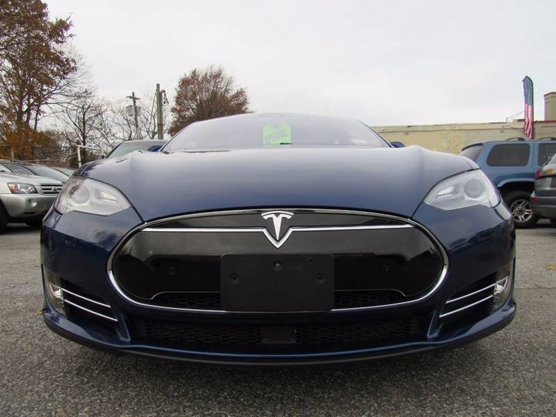 2016 Tesla Model S Awd 90d 4dr Liftback In Rockville Centre