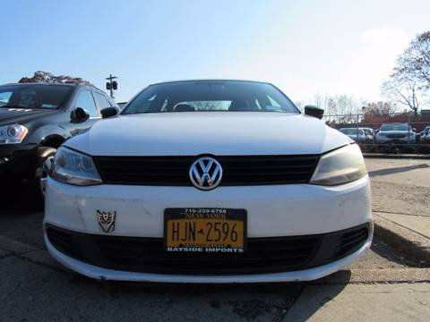 2012 Volkswagen Jetta for sale at CarNation AUTOBUYERS, Inc. in Rockville Centre NY