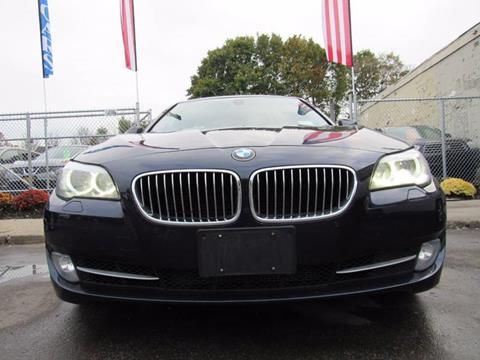 2011 BMW 5 Series for sale at CarNation AUTOBUYERS, Inc. in Rockville Centre NY
