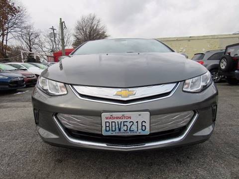2017 Chevrolet Volt for sale at CarNation AUTOBUYERS, Inc. in Rockville Centre NY
