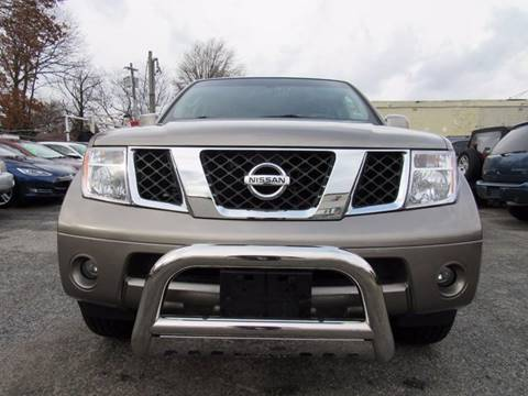 2005 Nissan Pathfinder for sale at CarNation AUTOBUYERS, Inc. in Rockville Centre NY