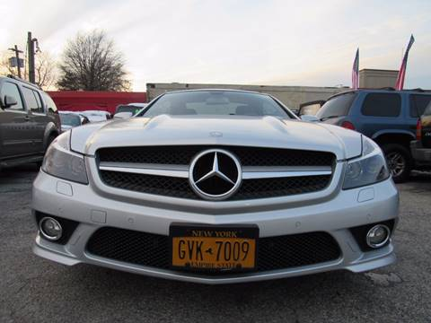 2011 Mercedes-Benz SL-Class for sale at CarNation AUTOBUYERS, Inc. in Rockville Centre NY