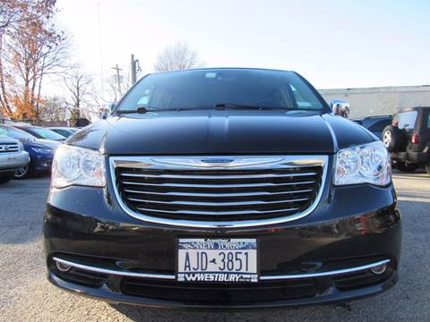 2015 Chrysler Town and Country for sale at CarNation AUTOBUYERS, Inc. in Rockville Centre NY