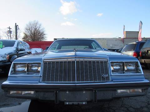 1981 Buick Regal for sale at CarNation AUTOBUYERS, Inc. in Rockville Centre NY
