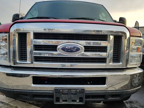 2013 Ford E-Series Cargo for sale at CarNation AUTOBUYERS, Inc. in Rockville Centre NY