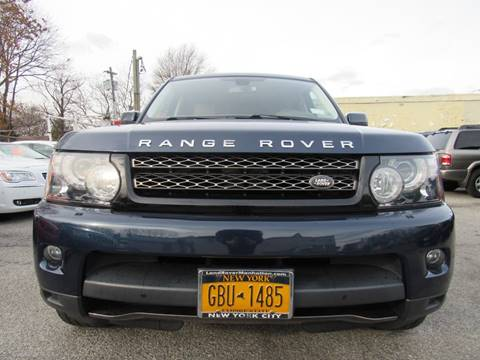 2013 Land Rover Range Rover Sport for sale at CarNation AUTOBUYERS Inc. in Rockville Centre NY