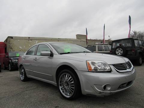 2006 Mitsubishi Galant for sale at CarNation AUTOBUYERS Inc. in Rockville Centre NY