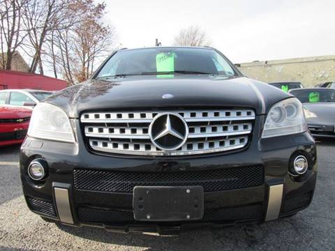 2008 Mercedes-Benz M-Class for sale at CarNation AUTOBUYERS, Inc. in Rockville Centre NY
