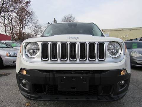 2015 Jeep Renegade for sale at CarNation AUTOBUYERS Inc. in Rockville Centre NY