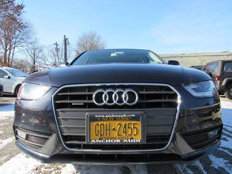 2013 Audi A4 for sale at CarNation AUTOBUYERS, Inc. in Rockville Centre NY