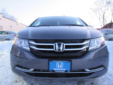 2014 Honda Odyssey for sale at CarNation AUTOBUYERS, Inc. in Rockville Centre NY