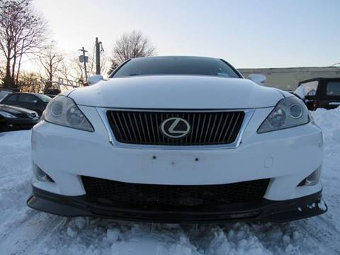 2009 Lexus IS 250 for sale at CarNation AUTOBUYERS, Inc. in Rockville Centre NY