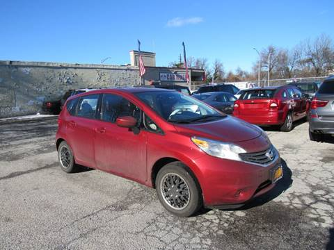 2016 Nissan Versa Note for sale at CarNation AUTOBUYERS, Inc. in Rockville Centre NY