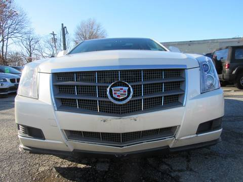 2010 Cadillac CTS for sale at CarNation AUTOBUYERS, Inc. in Rockville Centre NY