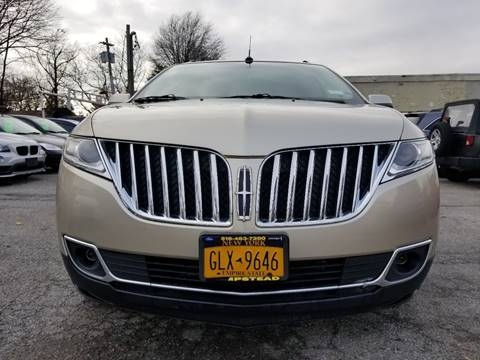 2011 Lincoln MKX for sale at CarNation AUTOBUYERS, Inc. in Rockville Centre NY