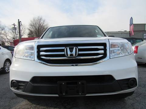 2013 Honda Pilot for sale at CarNation AUTOBUYERS, Inc. in Rockville Centre NY