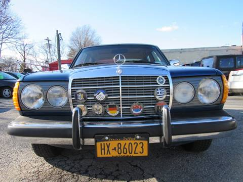 1978 Mercedes-Benz 300-Class for sale at CarNation AUTOBUYERS, Inc. in Rockville Centre NY
