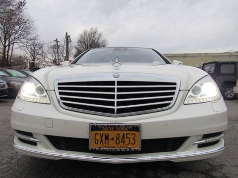 2013 Mercedes-Benz S-Class for sale at CarNation AUTOBUYERS, Inc. in Rockville Centre NY