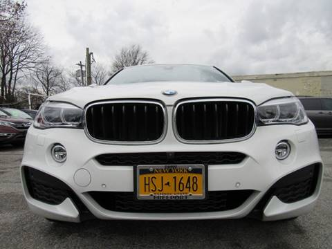 2017 BMW X6 for sale at CarNation AUTOBUYERS, Inc. in Rockville Centre NY