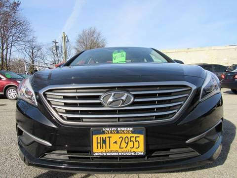 2017 Hyundai Sonata for sale at CarNation AUTOBUYERS, Inc. in Rockville Centre NY