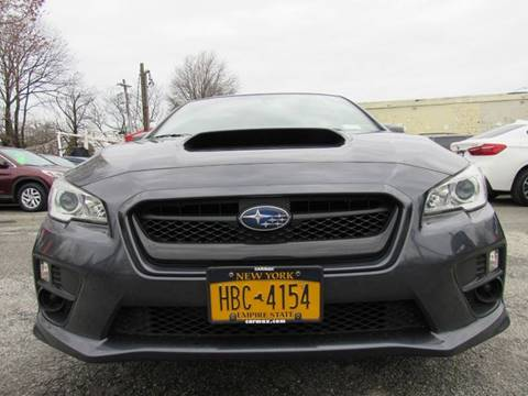 2015 Subaru WRX for sale at CarNation AUTOBUYERS, Inc. in Rockville Centre NY