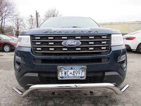 2017 Ford Explorer for sale at CarNation AUTOBUYERS, Inc. in Rockville Centre NY