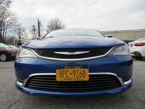 2015 Chrysler 200 for sale at CarNation AUTOBUYERS, Inc. in Rockville Centre NY